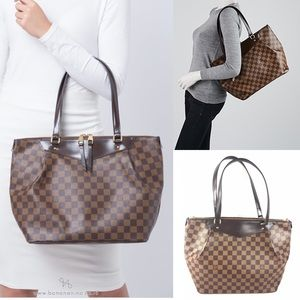 💎✨NEW✨💎ZIPPERED TOTE LOUIS VUITTON